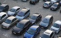 Украинских водителей ожидает нехватка парковочных мест