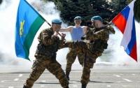 Армия оккупантов провела военные учения, на которые украинцы обратили внимание