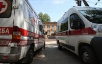 Под Киевом школьник выпрыгнул с седьмого этажа из-за ноутбука