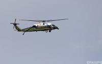 В США разбился медицинский вертолет, погибли три человека