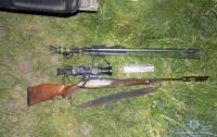 На Львовщине неуклюжие охотники расстреляли людей
