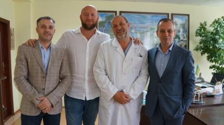 Руководитель Первого Медицинского Центра Тель-Авива Роман Гольдман о том, почему лучше лечиться в Израиле и сколько это стоит?
