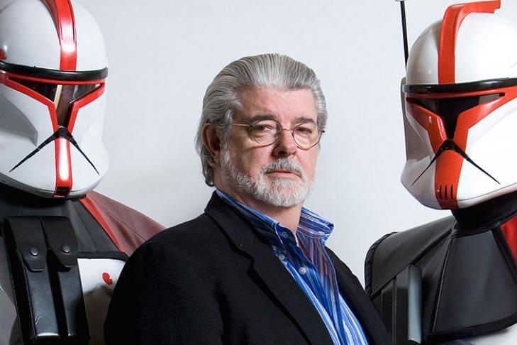 Джордж Лукас создаст музей «Звездных войн» вЛос-Анджелесе