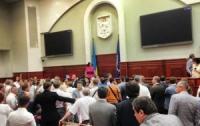 За штурм Киевсовета оппозиционеров могут лишить мандатов