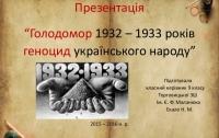 Иностранные дипломаты были осведомлены о преступлениях коммунистов в Украине