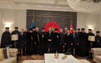 Историческое событие: проходит церемония подписания томоса для Украины (онлайн)