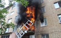 В жилом доме Киева произошел взрыв, есть жертва