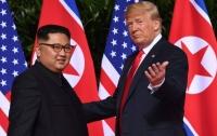 Трамп рассказал о письме от северокорейского диктатора