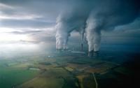 Украина попала в рейтинг крупнейших стран по выбросам парниковых газов