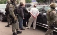 В Запорожье задержали вымогателей