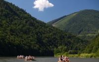 Cловакия: сплав по Вагу на плотах – планируйте свое лето сейчас