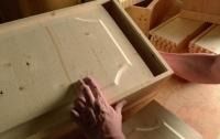 Настоящее мебельное производство наладили подпольно в школе