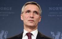 Столтенберг заявил о наращивании присутствия НАТО в Черном море