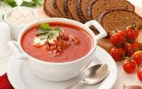 Борщ вошел в тройку вкуснейших суповых блюд мира