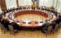 СНБО отложил рассмотрение проекта о реинтеграции Донбасса