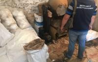 Рецепт прочитали в интернете: херсонцы организовали производство поддельного кофе