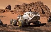 На Марсе обнаружили большой корабль пришельцев