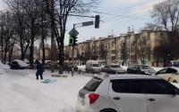 В Днепре на тротуаре нашли тело мужчины