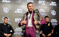 Конор Макгрегор подписал рекордный контракт с UFC
