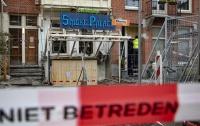В Амстердаме неизвестный подорвал здание с аптекой и кофешопом