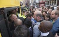 В Лондоне забастовка работников метро привела к транспортному коллапсу