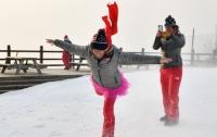На Олимпиаде эвакуировали болельщиков из-за сильного ветра