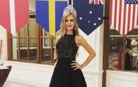 Украинка стала победительницей конкурса красоты в Швеции