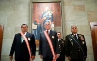 Президент Перу отказался уходить в отставку из-за коррупционного скандала