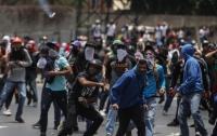 СМИ: в Венесуэле во время протестов убили подростка