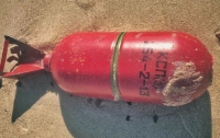 На побережье Балтики найдена сигнальная ракета c подлодки РФ