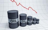 Нефть упала ниже $30 за баррель