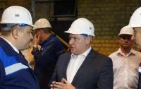 ФГИ и Запорожская ОГА совместно с руководством ЗАлКа восстанавливают завод