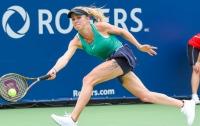 Элина Свитолина пробилась в четвертьфинал крупного турнира в Монреале