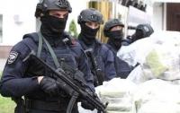 Спецслужбы Украины изъяли 400 кг колумбийского кокаина (видео)