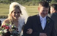 Молодожены из США погибли спустя два часа после свадьбы