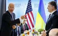 У Байдена прокомментировали пленки против Порошенко