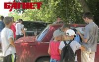 В ГАИ Запорожской области проверяют обстоятельства инцидента с перевозкой детей в лагерь