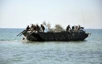 ВМС Украины проводят массовые сборы