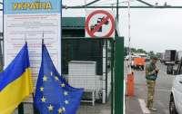 Сотни авто застряли на границе с Венгрией