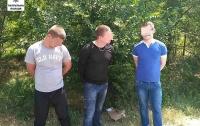 На Николаевщине компания с битами напала на автомобиль