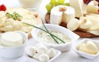 В Украине упало производство молока, сыра и кисломолочной продукции