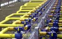 Украина сократила запасы газа в ПХГ до 20 млрд куб. м