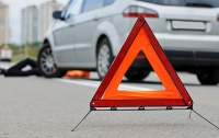Автомобиль патрульной полиции в Кривом Роге сбил пешехода