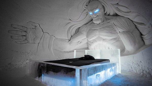 ВЛапландии построили отель встиле культового сериала «Игра престолов»