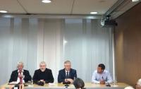 Симоненко: Политическая практика в современной Европе невозможна без сильной оппозиции