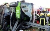 Под Лейпцигом произошло крупное ДТП, 60 человек пострадали