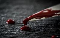 Мужчина набросился с ножом на случайного прохожего в Херсоне