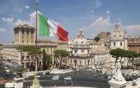 В Италии прервали выборы из-за непогоды