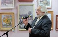 Открыта персональная выставка Германа Гольда в Киеве
