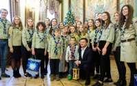 Зеленский встретился с детьми, послушал их песни и добрые пожелания